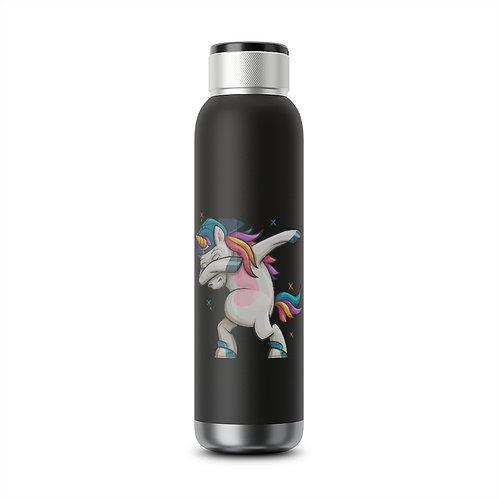 Ultra Dab Soundwave Copper Vacuum Audio Bottle 22oz