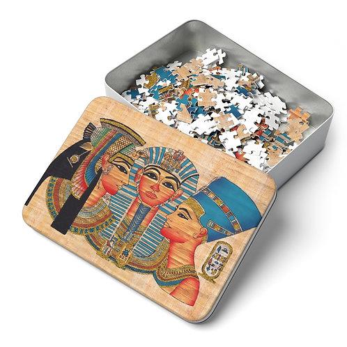 Queens 252 Piece Puzzle