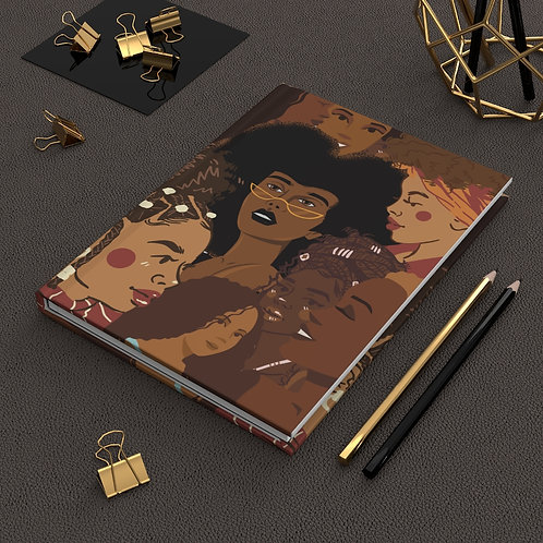 Life Sisters Hardcover Journal - Matte