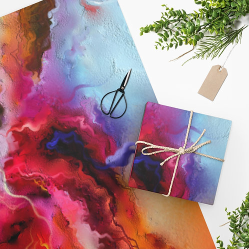 Creation Wrapping Paper