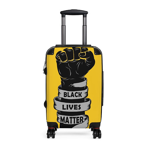 Nykieria Chaney Black Lives Matter Cabin Suitcase