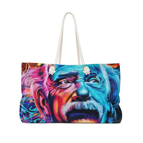 Einstein Weekender Bag