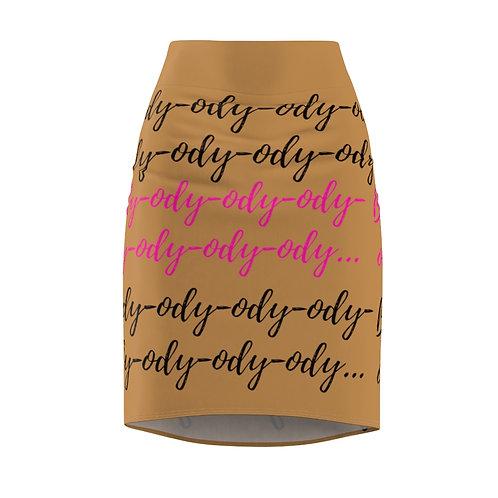 All Body Pencil Skirt