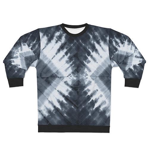 Wakanda Forever Tie Dye Sweatshirt