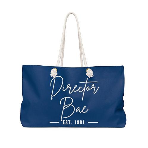 Director Bae Weekender Bag