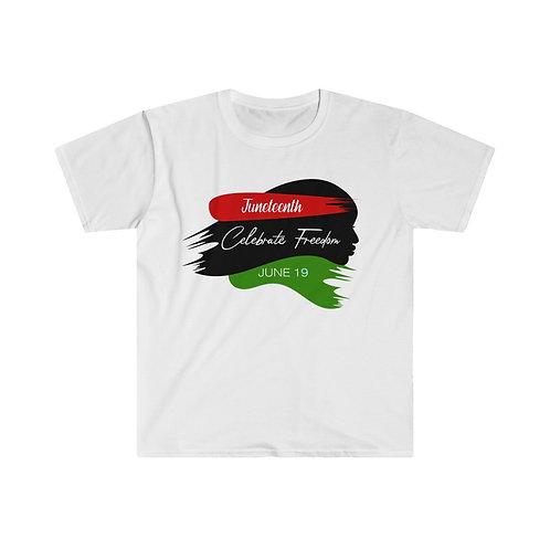 Celebrate Freedom Unisex Softstyle T-Shirt