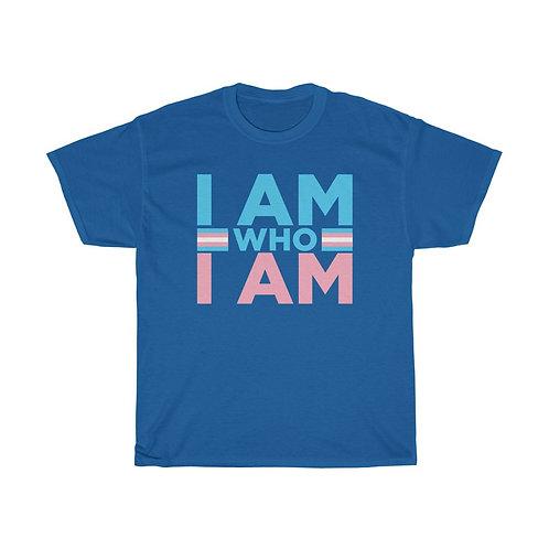 I Am Who I Am TLBG Unisex Heavy Cotton Tee