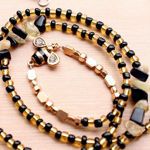 Queen Bey African Waist Beads