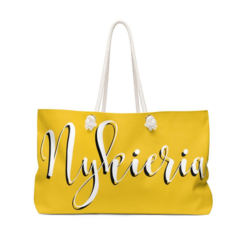 Nykieria Weekender Bag