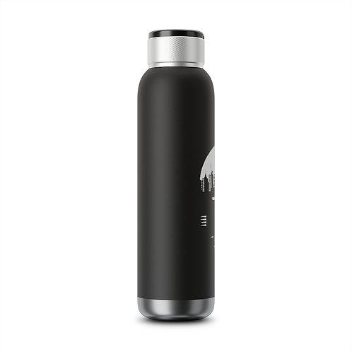 Breaks Soundwave Copper Vacuum Audio Bottle 22oz