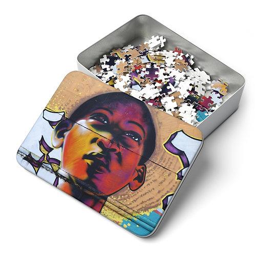 Black Boy Joy 252 Piece Puzzle