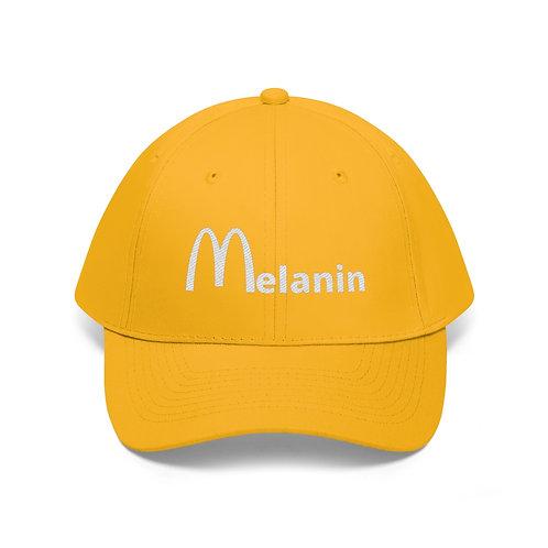 Melanin Unisex Twill Hat