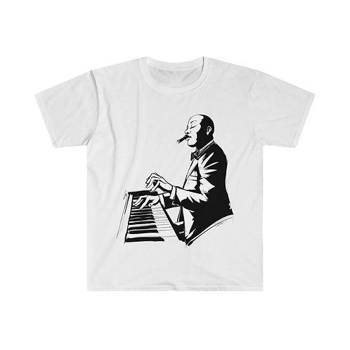 Unbothered Unisex Softstyle T-Shirt