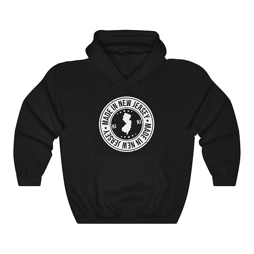 Made in Jersey Unisex Heavy Blend™ Hooded Sweatshirt