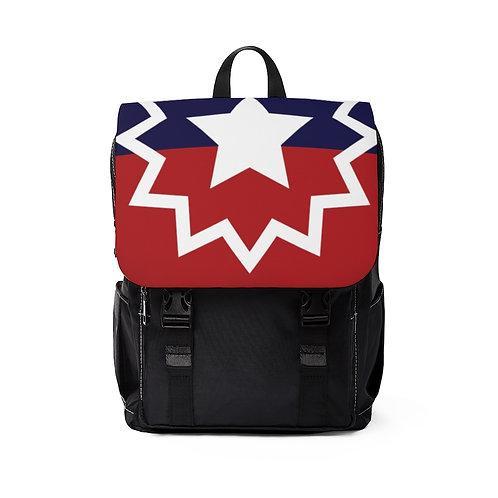 Juneteenth Casual Shoulder Backpack
