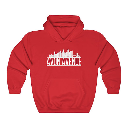 Avon Ave Unisex Heavy Blend™ Hooded Sweatshirt