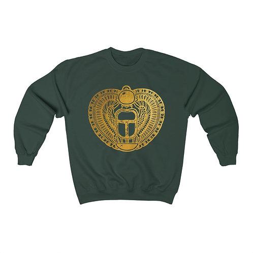 Scarab Unisex Heavy Blend Crewneck Sweatshirt