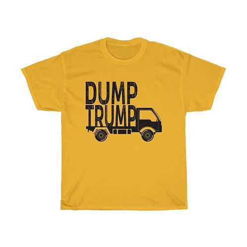 Dump Trump Unisex Heavy Cotton Tee
