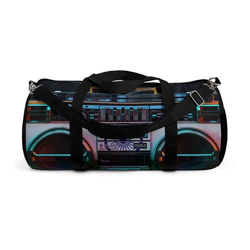 80s Boombox Duffel Bag