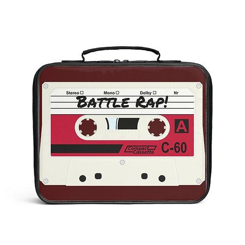 Battle Rap Lunch Box
