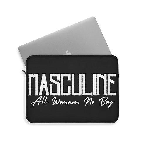 Masculine Laptop Sleeve