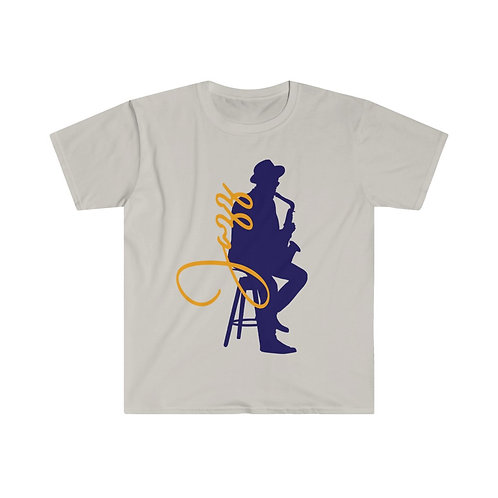 All that Jazz Unisex Softstyle T-Shirt