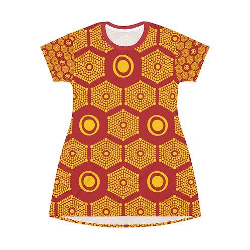 Culture T-Shirt Dress