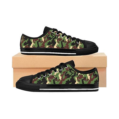 Camouflage Men's Sneakers