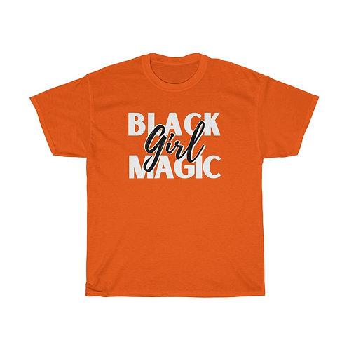 Black Girl Magic Unisex Heavy Cotton Tee