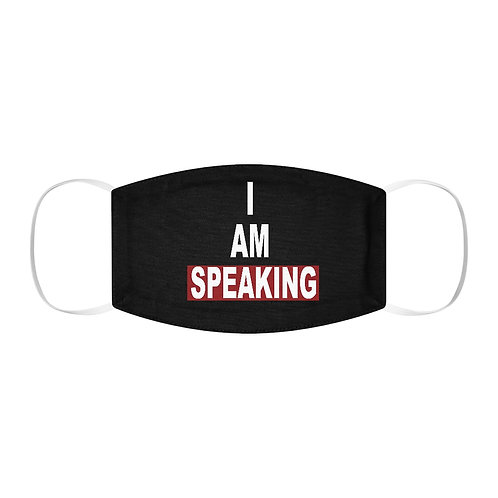 I Am Speaking Face Mask