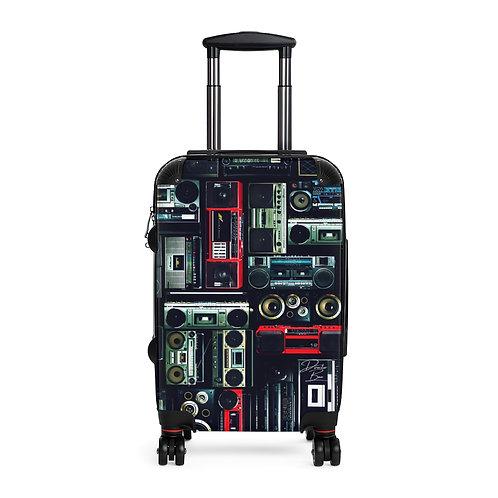 Classic Beats Cabin Suitcase