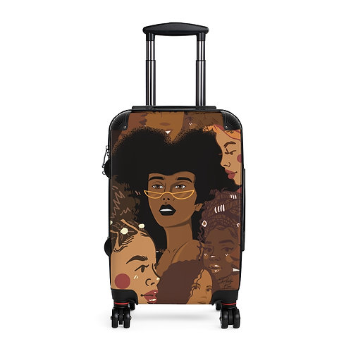 Life Sisters Cabin Suitcase
