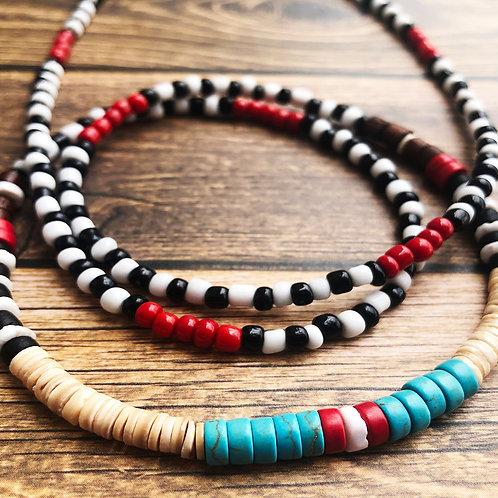 Resilience African Waist Beads