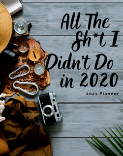 2021 Planner Cover