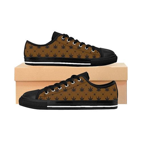 Brown Canna Men's Sneakers