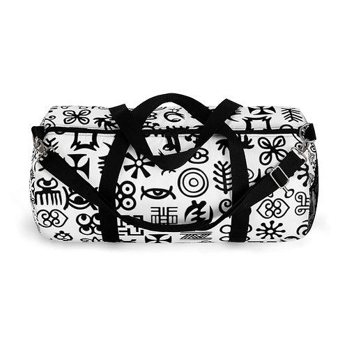 Adinkra Duffel Bag