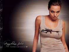 Angelina Jolie Wallpapers 2011