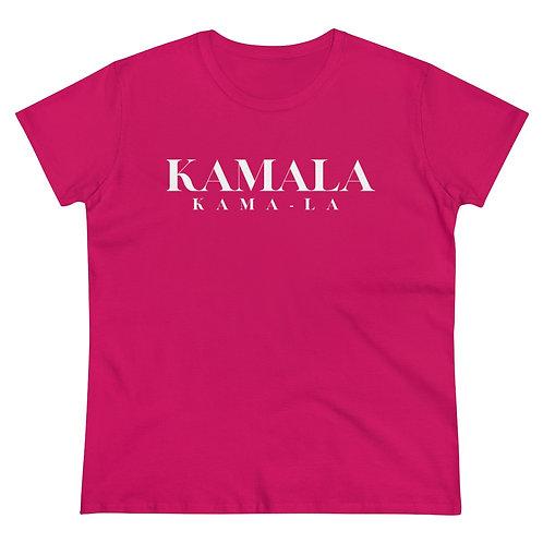 Kamala Women's Heavy Cotton Tee