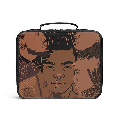 Black Wonder Lunch Box