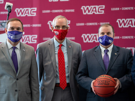 Smurth Street: WAC Announcement + Rivalry Week