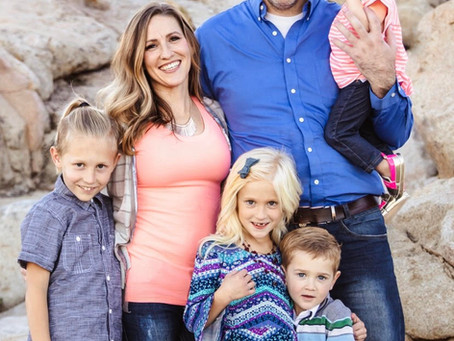 SUU Donor Spotlight: Louthan Family