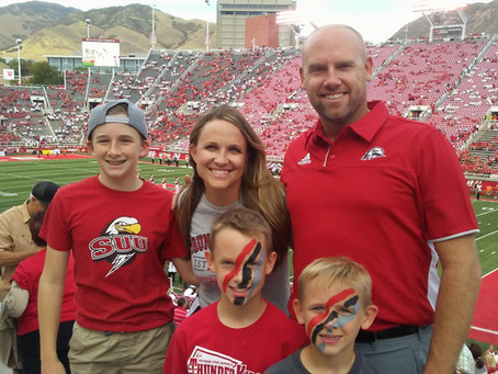 SUU Donor Spotlight: Tippets Family