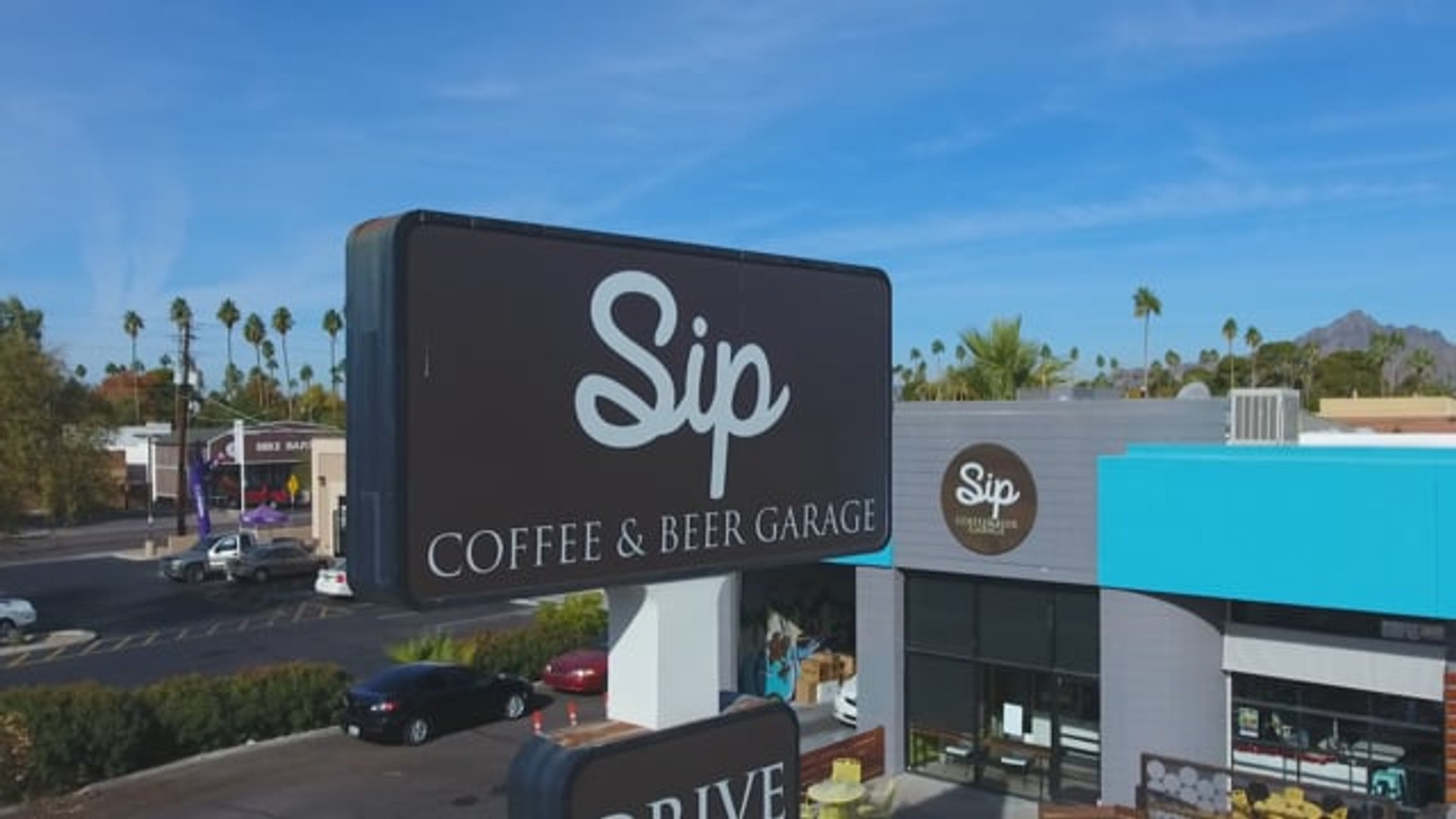 Sips Coffee & Beer Garden