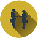 Energy System Sales Icon