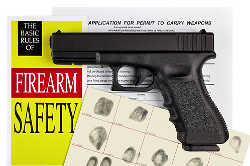 Introduction to Firearms (TR&GC member 202100407 5pm-9pm