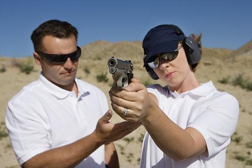 Defensive Pistol I (Non-Member) 20210109