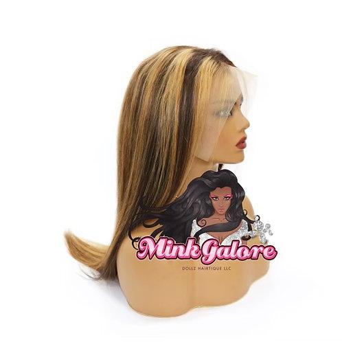 Highlight Luxury Straight Wig