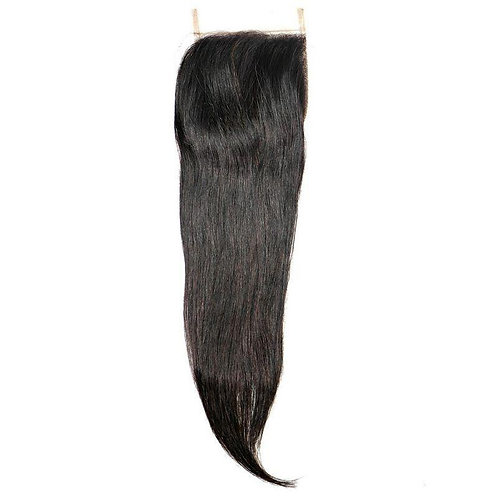 Doll House Luxury Straight Closures (4*4)
