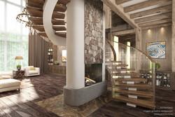 Дизайн загородного дома_