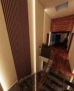 Дизайн интерьера загородного дома